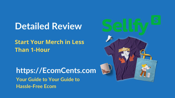 Sellfy Print on Demand Merch Review