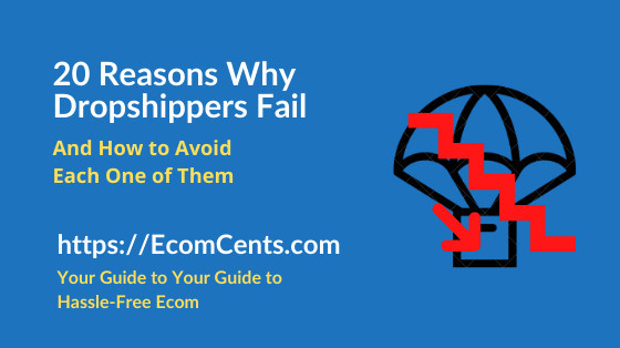 Why Do Dropshippers Fail