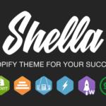 Shopify Shella Theme