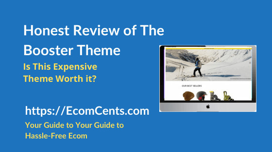 Shopify Booster Theme Review