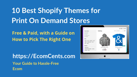 Best Print on Demand Shopify Themes