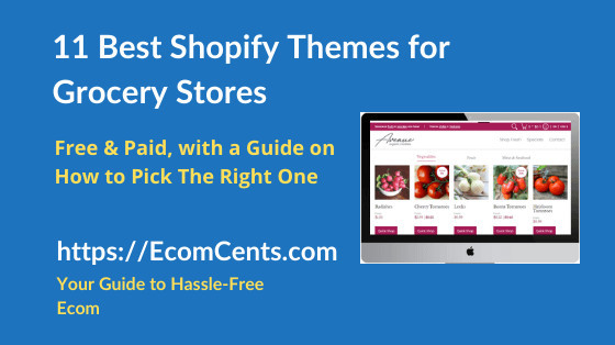 Best Grocery Store Shopify Themes