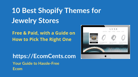 Best Jewelry Shopify Themes